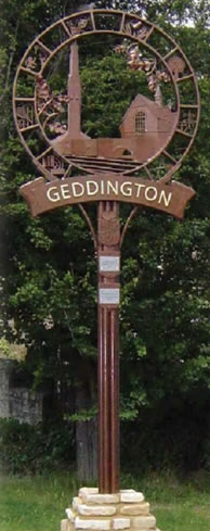 Village Sign Project