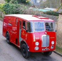 The Queen Eleanor Fire Engine