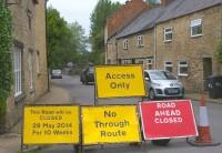 Bridge Street signs