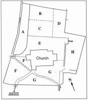Plan of Graveyard