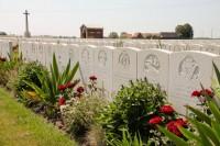 Haringhe (Bandaghem) Military Cemetery