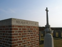 Meaulte Military Cemetery