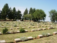Sarigol Military Cemetery