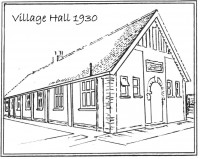 The original Village Hall