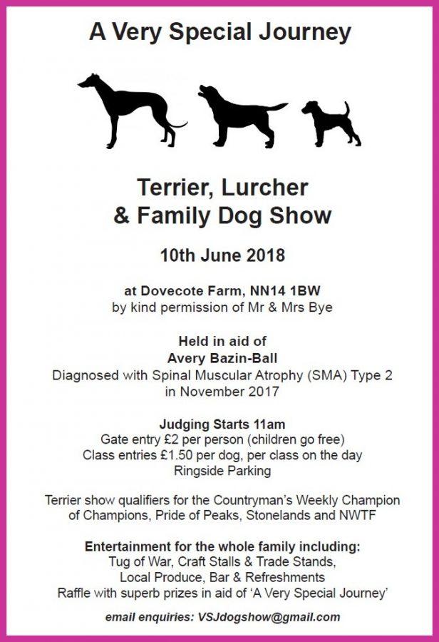 Terrier, Lurcher & Family Dog Show – Geddington net