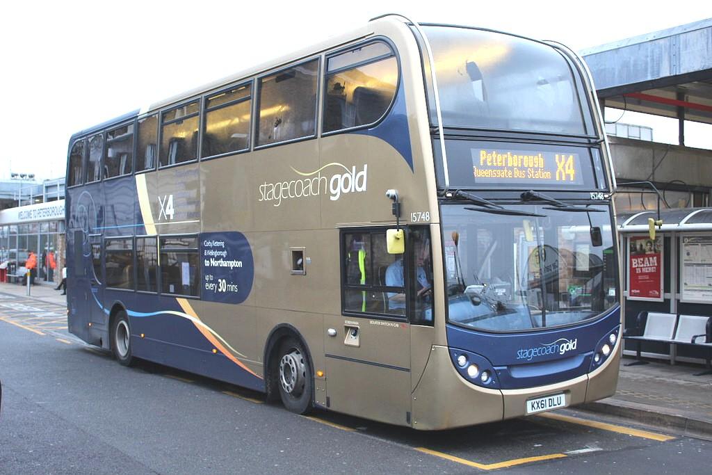 The Number 8 Bus Geddington Net